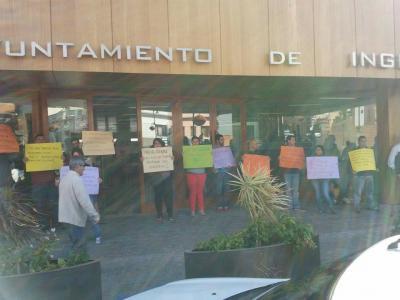 LOS VERDES  DEL SURESTE PIDEN LA CONTINUIDAD DEL AULA DE ATENCIÓN TEMPRANA DE INGENIO.